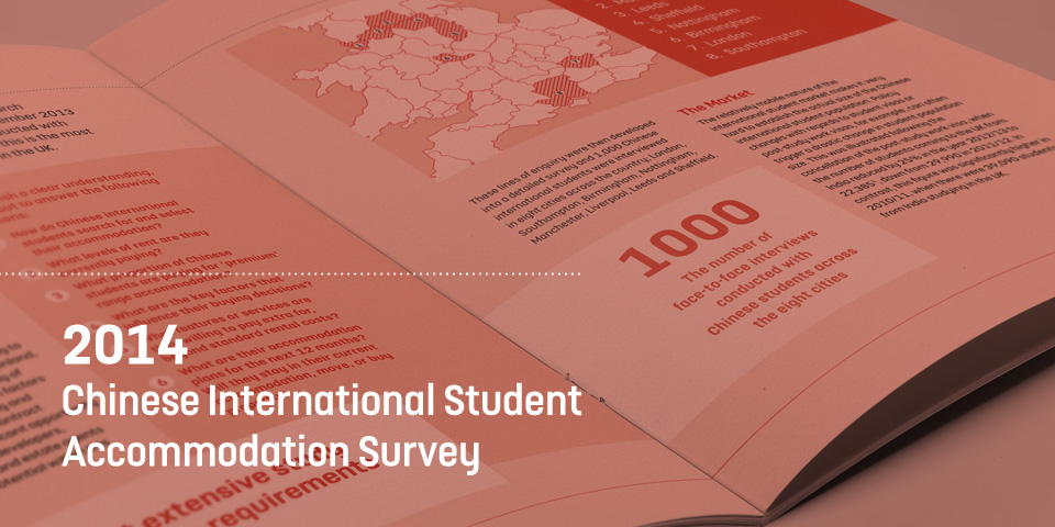 2014 Chinese International Student Accommodation Survey