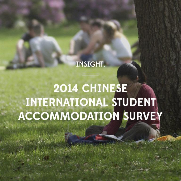 2014 Chinese International Student Accommodation Survey